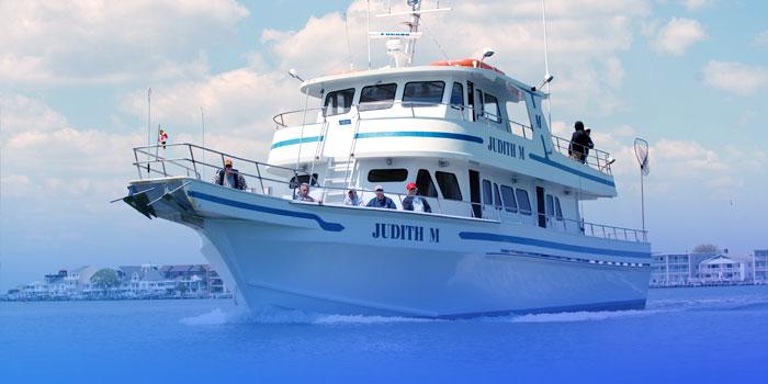 Bahia Marina in Ocean City Maryland - Sportfishing charters